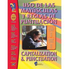 ON THE MARK PRESS USO DE LAS MAYUSCULAS Y REGLAS DE PUNCTUACION CAPITALIZATION