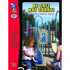 ON THE MARK PRESS BE SAFE NOT SORRY GR PK-1