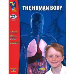 ON THE MARK PRESS THE HUMAN BODY GR 4-6