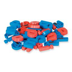 PACON MAGNETIC PLASTIC LETTERS 36-SET LOWERCASE