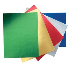 PACON METALLIC FOIL BOARD 22X28 ASST 25PK
