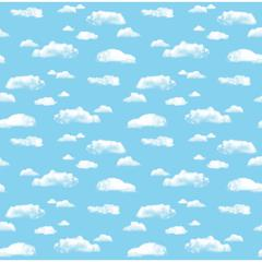 FADELESS 48X12 CLOUD SOLD 4RLS/CTN