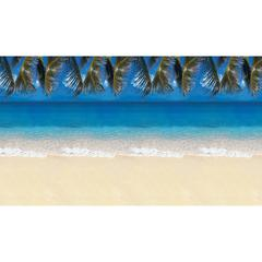 FADELESS 48X12 TROPICAL BEACH 4RLS PER CARTON