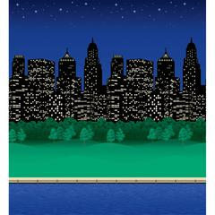 FADELESS 48X50 CITY LIGHTS ROLL