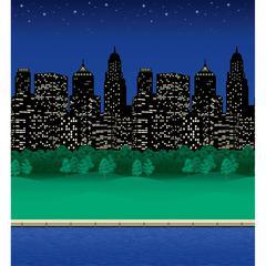 PACON FADELESS 48X50 CITY LIGHTS ROLL