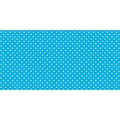 FADELESS 48X50FT CLASSIC DOTS AQUA DESIGN ROLL