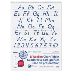 PACON D NEALIAN CHART TABLET MANUSCRIPT