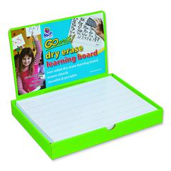 PACON GOWRITE LEARNING BOARD DISPLAY 60 BOARDS 12 X 9