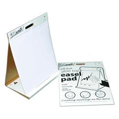 GOWRITE SELF-STICK TABLE TOP EASEL PADS 20 X 23