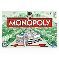 HASBRO TOY GROUP THE MONOPOLY GAME