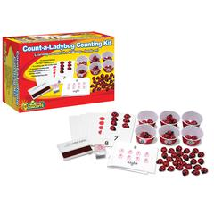 PRIMARY CONCEPTS COUNT A LADYBUG COUNTING KIT