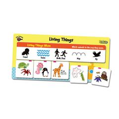 PRIMARY CONCEPTS FLIPCHEX SCIENCE LIFE SCIENCE LIVING THINGS