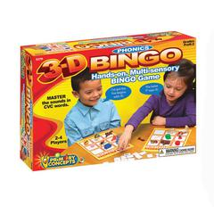 PRIMARY CONCEPTS 3-D PHONICS BINGO