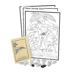 PELLETS OWL PELLET KIT CLASSROOM KIT
