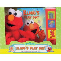 HACHETTE BOOK GROUP SESAME STREET BOOK BOX AND PLUSH