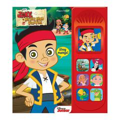 LITTLE SOUND BOOK JAKE AND THE NEVERLAND PIRATES