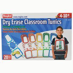 DRY ERASE CLASSROOM TUNICS