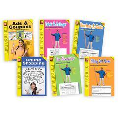 REMEDIA PUBLICATIONS PRACTICAL PRACTICE 6-SET BOOKS READING SERIES