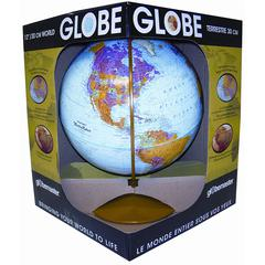 REPLOGLE GLOBES THE EXPLORER GLOBE