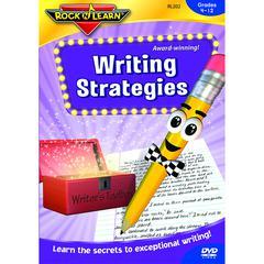 ROCK N LEARN WRITING STRATEGIES DVD