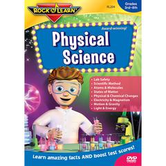 ROCK N LEARN PHYSICAL SCIENCE DVD