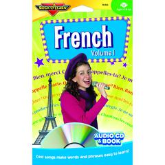 FRENCH VOL 1 CD & BOOK