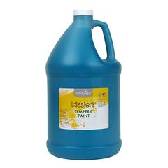LITTLE MASTERS TURQUOISE 128OZ TEMPERA PAINT