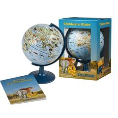 ROUND WORLD PRODUCTS STELLANOVA 6 ANIMAL GLOBE