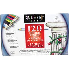 COLORED PENCILS 120 COLORS