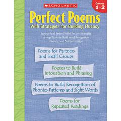 PERFECT POEMS W/ STRATEGIES FOR BUILDING FLUENCY GR 1-2