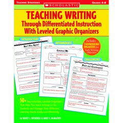 TEACHING WRITING THROUGH DIFFERENTIATED INSTRUCTION WITH
