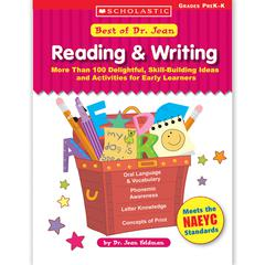 SCHOLASTIC TEACHING RESOURCES BEST OF DR. JEAN READING & WRITING