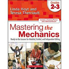 MASTERING THE MECHANICS GR 2-3