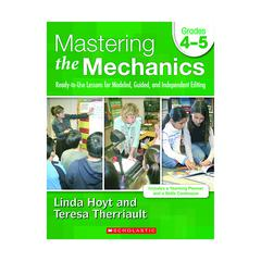 SCHOLASTIC TEACHING RESOURCES MASTERING THE MECHANICS GR 4-5