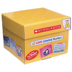 SCHOLASTIC TEACHING RESOURCES LITTLE LEVEL READERS LEVEL A NEW