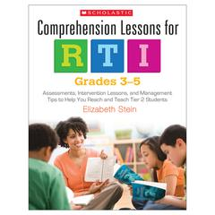 COMPREHENSION LESSONS FOR RTI GR 3-5