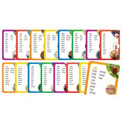 WORD FAMILIES WORD BANKS BB SET