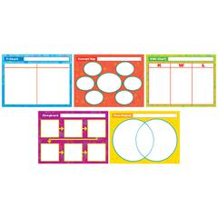 SCHOLASTIC TEACHING RESOURCES GREAT GRAPHIC ORGANIZERS BB SET