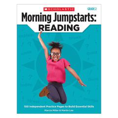 SCHOLASTIC TEACHING RESOURCES MORNING JUMPSTARTS READING GR 2