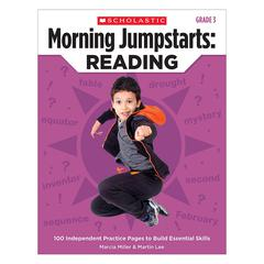 SCHOLASTIC TEACHING RESOURCES MORNING JUMPSTARTS READING GR 3
