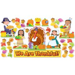 SCHOLASTIC TEACHING RESOURCES WE ARE THANKFUL BB SET