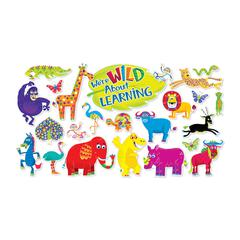 SCHOLASTIC TEACHING RESOURCES JINGLE JUNGLE ANIMALS BB SET