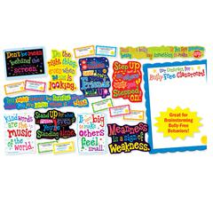 SCHOLASTIC TEACHING RESOURCES OUR BULLY FREE CLASSROOM BB SET