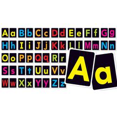SCHOLASTIC TEACHING RESOURCES BIG LETTERS A-Z BULLETIN BOARD