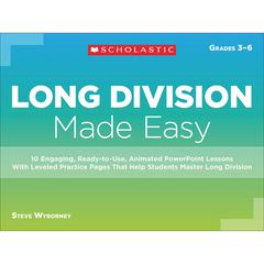 LONG DIVISION MADE EASY DIGITAL ONLY