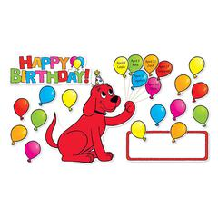CLIFFORD BIRTHDAY BB SET
