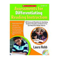SCHOLASTIC TEACHING RESOURCES ASSESSMENTS FOR DIFFERENTIATING READING INSTRUCTION