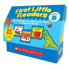SCHOLASTIC TEACHING RESOURCES FIRST LITTLE READERS GUIDED READING LEVEL B