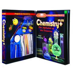 SCIENCE WIZ SCIENCE WIZ CHEMISTRY PLUS