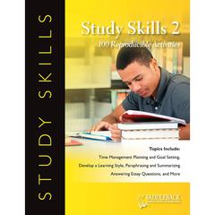 STUDY SKILLS 2 REPRODUCIBLE BOOK WITH CD